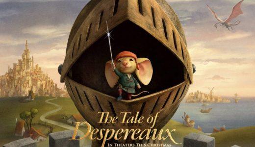 🌟11月 Movie Night 🌟『The Tale of Despereaux』のお知らせ